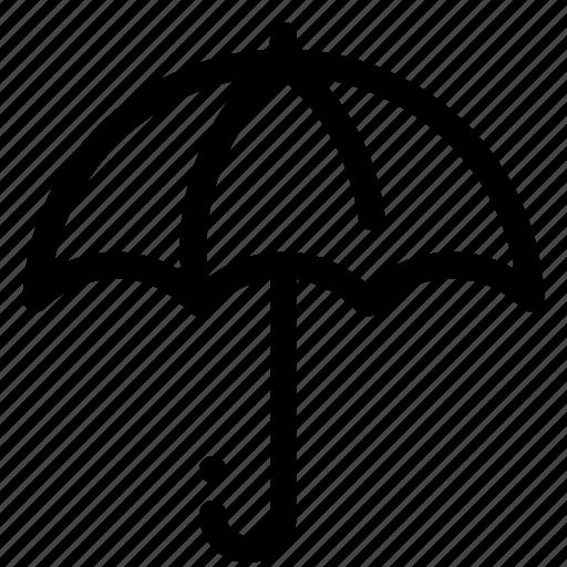 Insurance, protection, rain, sunny, umbrella icon - Download on Iconfinder