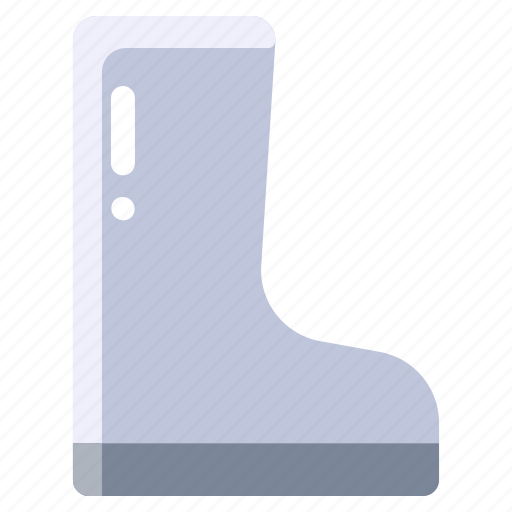 boot, footwear, gardening, shoes, spring icon