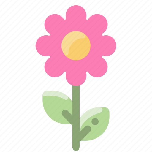 beautiful, eco, flower, gardening, plant icon