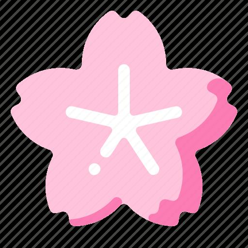blossom, cherry, flower, japan, sakura, spring icon