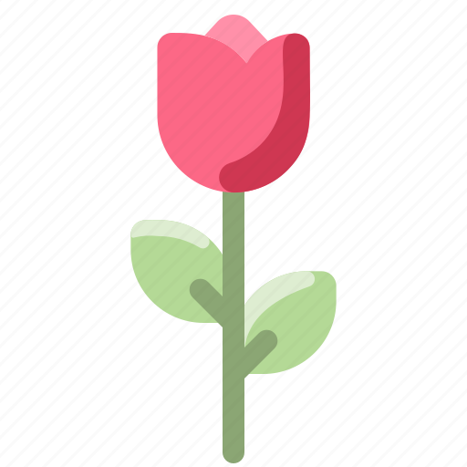 Flower, nature, plant, spring, tulip icon - Download on Iconfinder