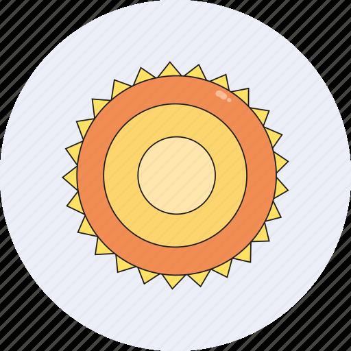 forecast, season, sky, spring, summer, sun, sunny icon