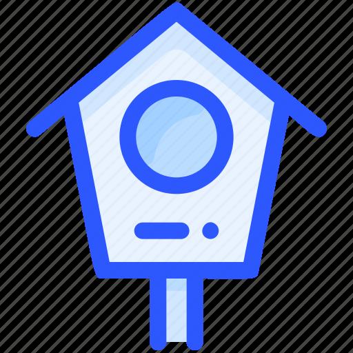 animal, bird, house, pet, spring icon