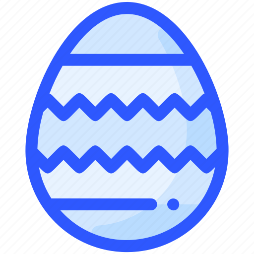 decoration, easter, egg, holiday icon