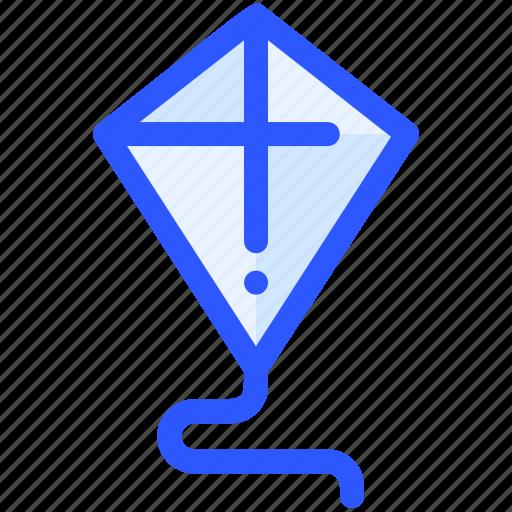 Childhood, festival, flying, kite icon - Download on Iconfinder