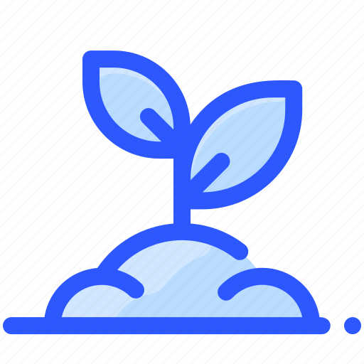 ecology, gardening, grow, plant, sprout icon