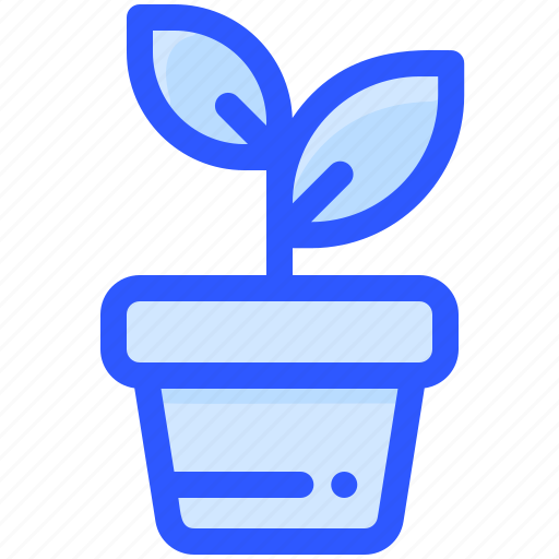Ecology, grow, plant, pot, sprout icon - Download on Iconfinder