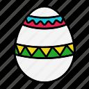 decoration, easter, egg
