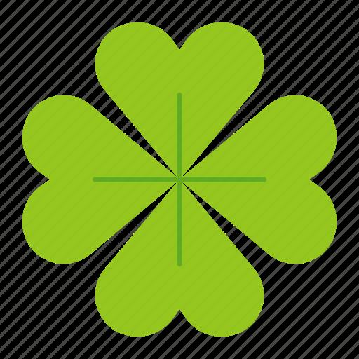 Clover, ireland, leaf, nature, shamrock, spring icon - Download on Iconfinder
