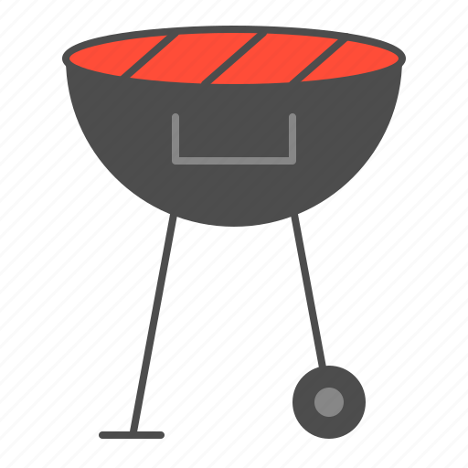 barbecue, barbecue grill, bbq, bbq grill, spring icon