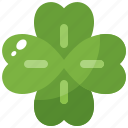 clover, leaf, luck, nature, spring