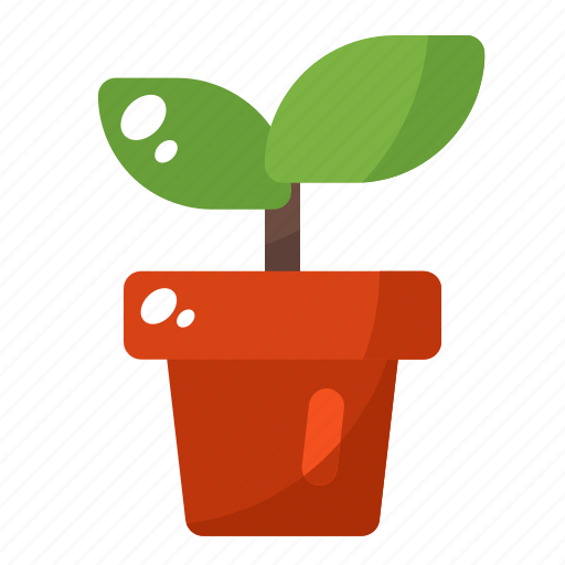 Floral, flower, garden, nature, pot, spring icon - Download on Iconfinder