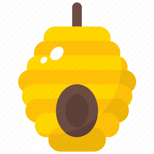 Bee, hive, honey, nature, spring icon - Download on Iconfinder
