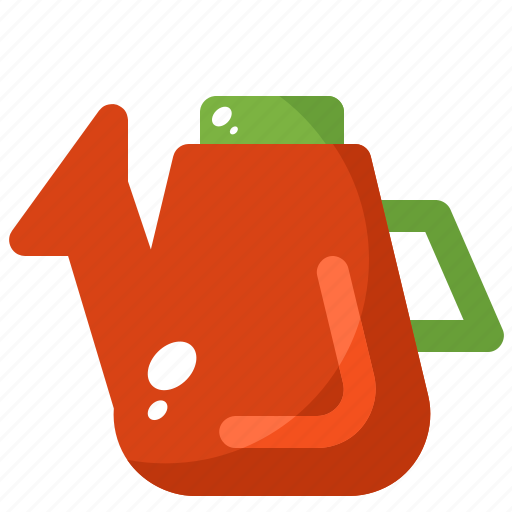 can, flowers, gardening, plant, spring, watering icon