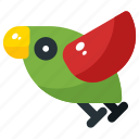 animal, bird, fly, nature, spring icon
