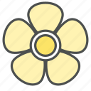 blossom, cosmos, flower, geranium, nature, spring icon