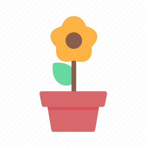 Sunflower, flower, nature, plant, tree, floral, insect icon - Download on Iconfinder