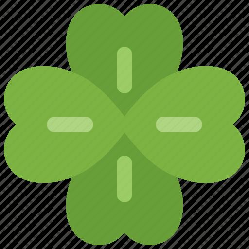 Clover, leaf, luck, nature, spring icon - Download on Iconfinder