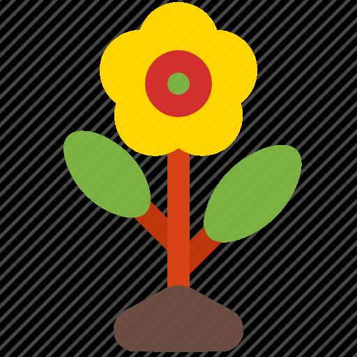Floral, flower, plant, spring, summer icon - Download on Iconfinder
