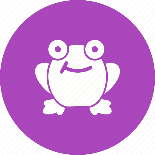 Amphibian, frog, frogs, pond, spring, water, wildlife icon - Download on Iconfinder