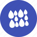 clouds, cloudy, nature, rain, sky, spring, weather icon
