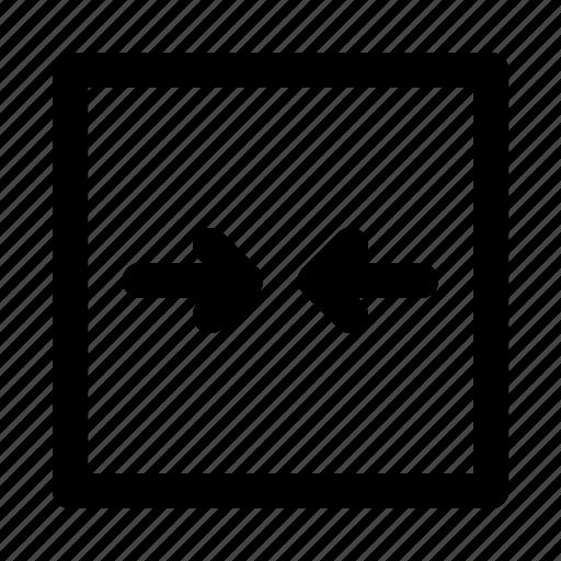 Arrow, arrows, direction, move, slim icon - Download on Iconfinder