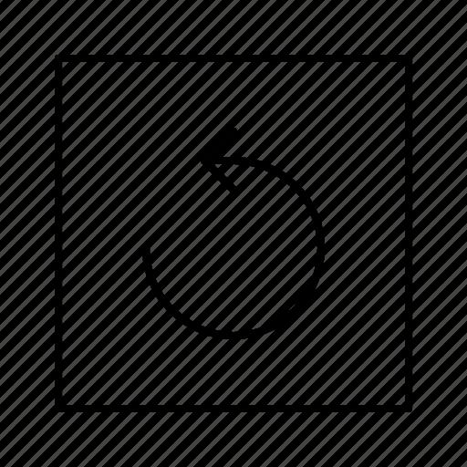 arrow, arrows, direction, move, redo icon