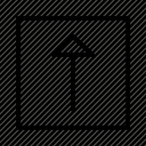 arrow, arrows, direction, move, up icon