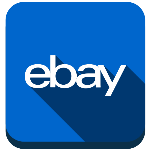 business, ebay, online, payment, shop, shopping, social media icon