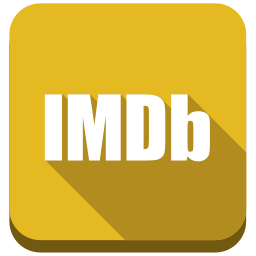 database, films, imdb, internet movie database, movie, television icon