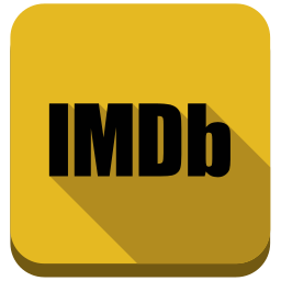 database, films, imdb, internet movie database, movie, television icon