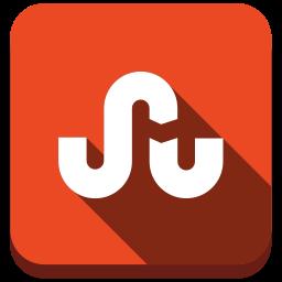 social media, social network, stumbleupon icon