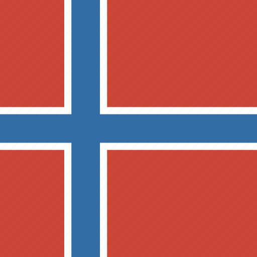 norway, square icon