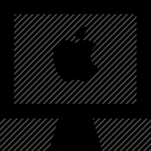 computer, mac, monitor, pc, screen icon