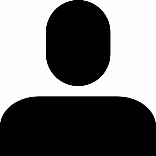 account, person, profile, user icon
