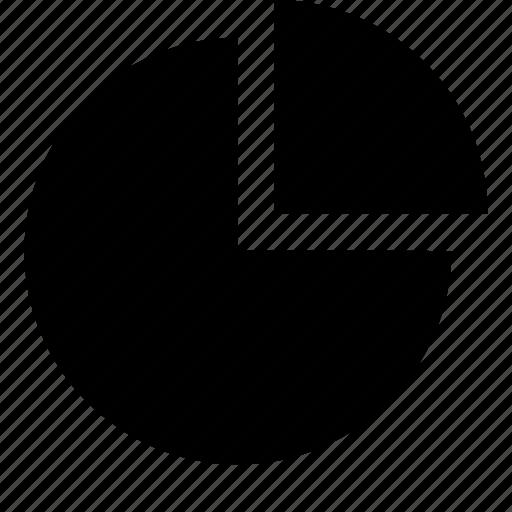 analytics, chart, pie, report, statistics icon