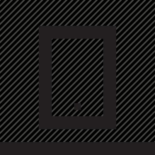 app, tablet icon