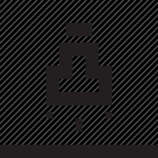 bulb, idea, light, open icon