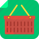 basket, buy, purchase, shop, shopping, store, supermarket icon