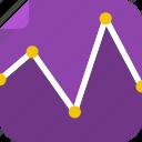 analytics, chart, graph, results, stats, adapt, effectiveness