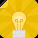 light bulb, bulb, light, idea, creative