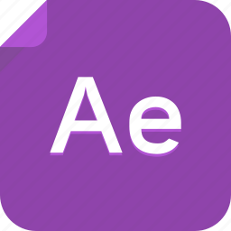 ae, after effects, file icon