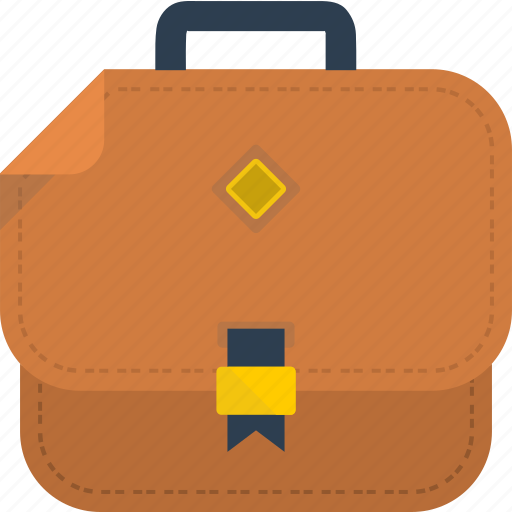 bag, case, study, suitcase, work icon