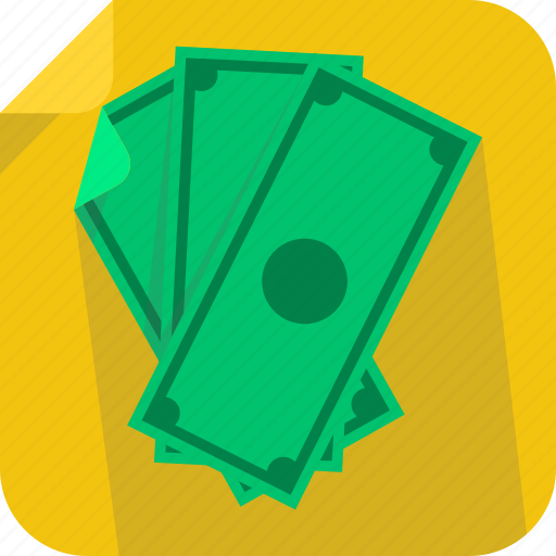 bank, buy, cash, dollars, money, pay, purchase, rich icon