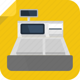 buy, cashier, pay, payment, purchase, shop, store icon
