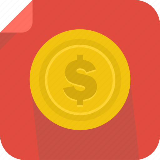 bank, buy, coin, dollar, money, pay, purchase icon