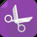scissors, cut, paste