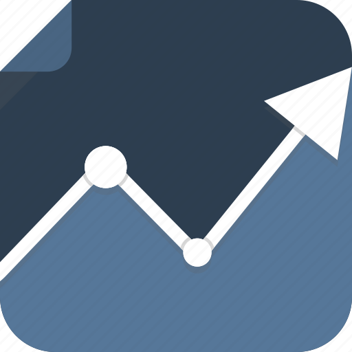 analytics, business, graph, increase, marketing, results, sales, stats, success icon