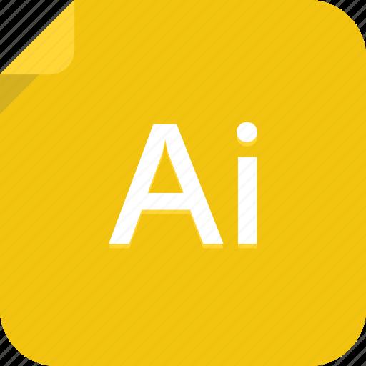file, illustrator icon