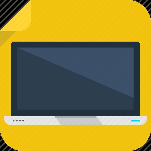 apple, device, laptop, mac, macbook, pc icon